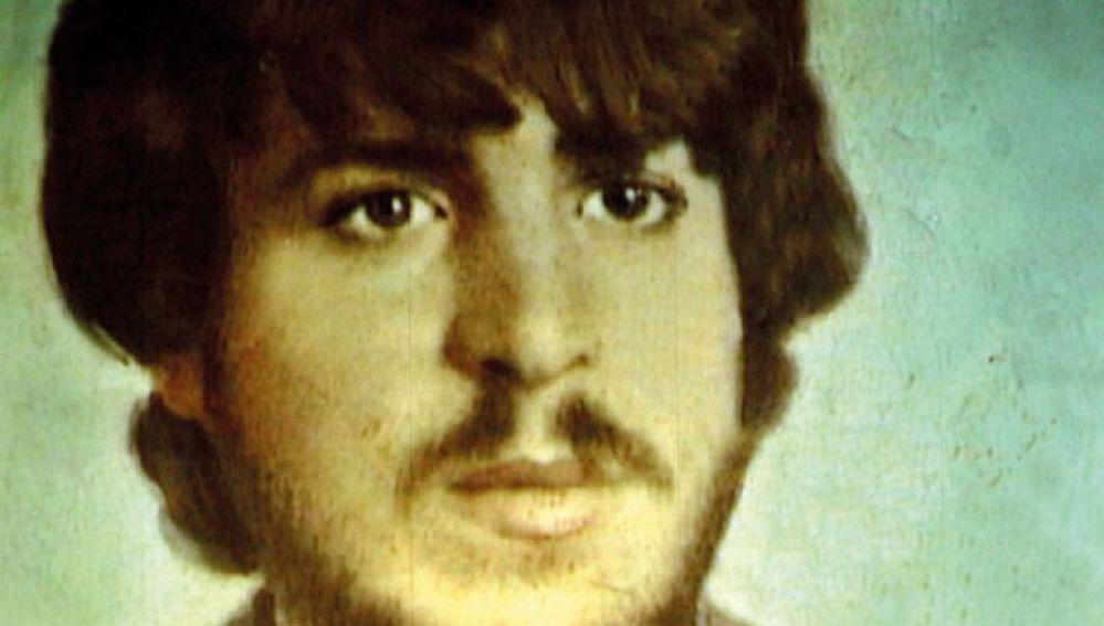 Manuel José García Caparrós, joven asesinado en Málaga por la Policía Armada el 4 de diciembre de 1977