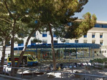 La fachada del hospital de Palamós