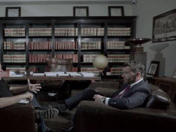 La entrevista de Antonio García Ferreras con 'el abogado del diablo'
