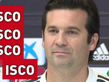 """Solari: """"No sé lo que dijo Simeone, le quiero y le respeto porque es un gran entrenador"""""""