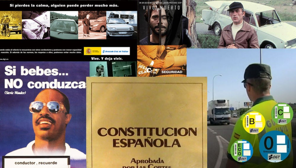 40 años de Seguridad Vial 'Constitucional'