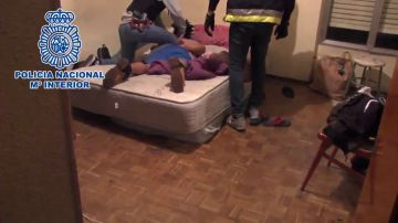 Desmantelados seis narcopisos en Madrid
