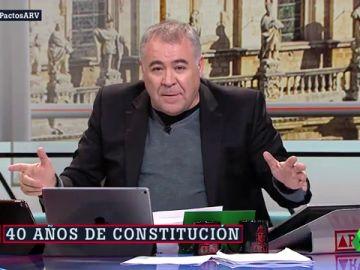 'Al rojo vivo: Especial Constitución', el jueves en laSexta