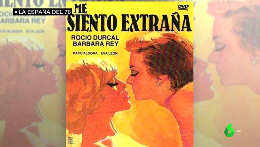 La primera escena lésbica del cine español
