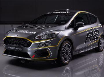 Ford Fiesta R2T 2019 M-Sport