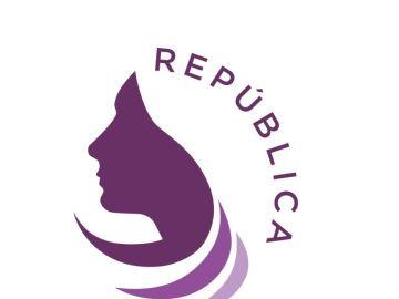 Podemos exhibirá su república ante el rey: un rostro de mujer de color morado