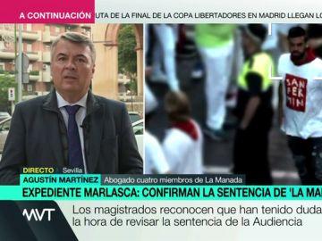 """La tajante respuesta de Marlasca al abogado de 'La Manada': """"Las sentencias no las dicta el Gobierno ni, mucho menos, los periodistas"""""""