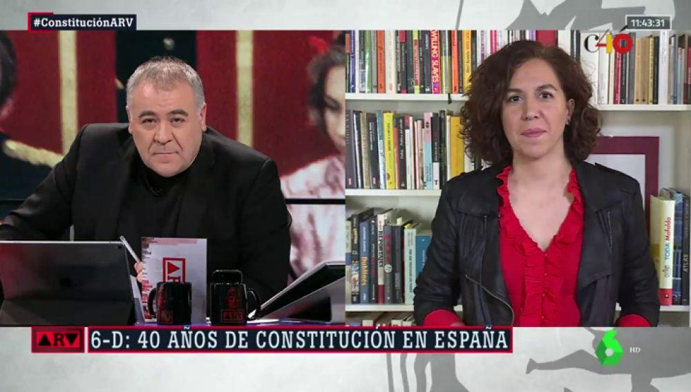 """Irene Lozano: """"Tenemos uno de los mejores sistemas democráticos del mundo"""""""