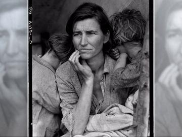 El retrato fotográfico que hizo historia por un retoque adaptado a la época