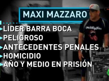 Detienen en Madrid a un peligroso barra de Boca y le deportan a Argentina