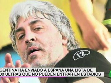 La Justicia argentina autoriza al jefe de los 'barras bravas' de Boca Juniors a viajar a Madrid