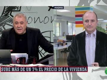 """Miguel Sebastián: """"Hay que vigilar el precio de la vivienda, aunque aún estamos muy lejos de la burbuja inmobiliaria"""""""