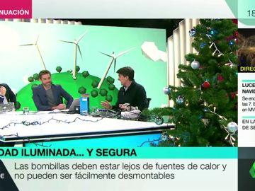 Navidad, con ahorro y seguridad: Jorge Morales de Labra nos da las claves para no gastar ni un céntimo más de luz estas fiestas