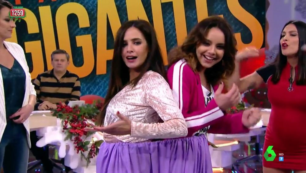 Paula Prendes y Chenoa