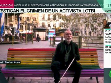 """Conmoción entre los amigos de Fernando Lumbreras, activista LGTBI asesinado a golpes: """"Siempre te tendremos en la memoria"""""""