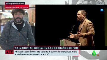 """Jordi Évole: """"Este no será un programa 'antivox'. Es arriesgado, pero pensamos que con el ataque foribundo no se consigue mucha cosa"""""""