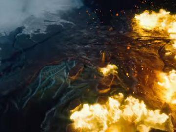 Frame del trailer de Juego de Tronos