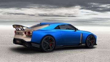 Italdesign GT-R50