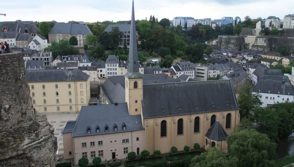 Imagen de la ciudad de Luxemburgo