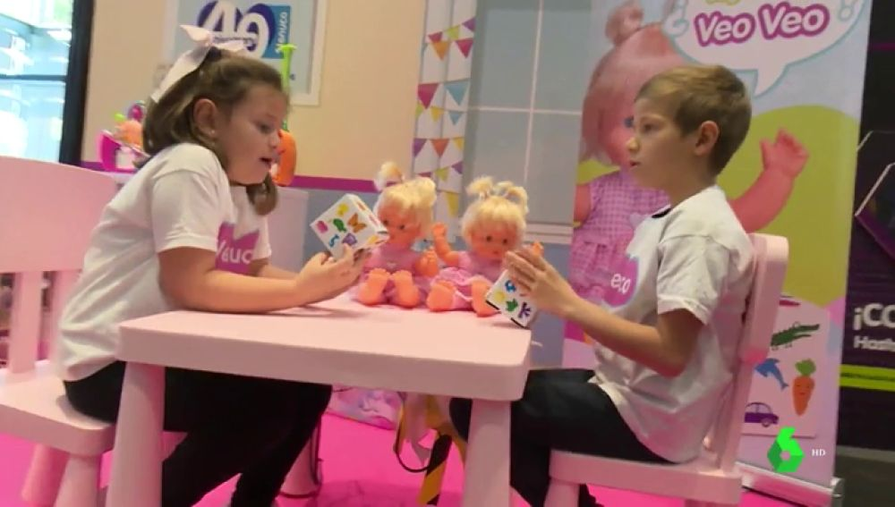 Adiós al sexismo en los juguetes