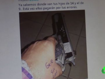 Amenazas a Cristina Fallarás