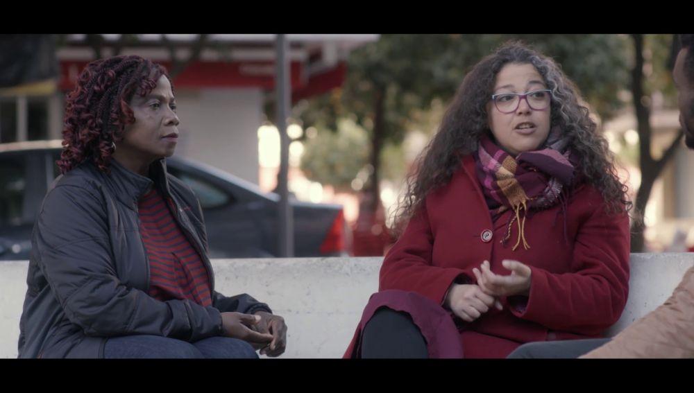 Dos mujeres hablan sobre Vox en Salvados