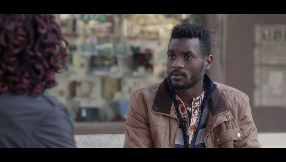 Un migrante habla de Vox en Salvados