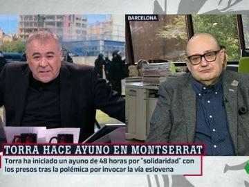 """Miquel Giménez: """"Vox entrará en el Parlament y los radicales independentistas se tendrán que ir hacia un extremo"""""""