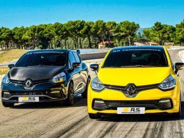 Renault lanza R.S. Performance Parts