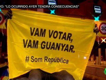 Los CDR avisan a 15 días para el Consejo de Ministros en Barcelona