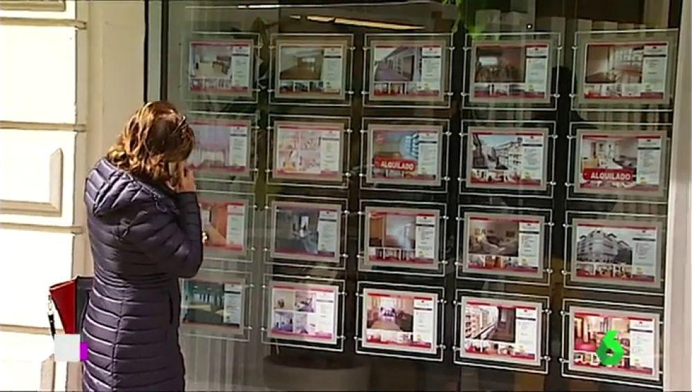El precio de la vivienda sigue subiendo en España: en Madrid el precio por metro cuadrado es un 60% más que la media nacional