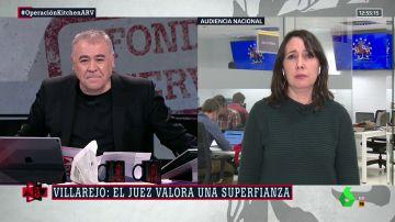 """Beatriz Parera: """"Una fianza de hasta diez millones de euros podría abrir la puerta a la excarcelación de Villarejo"""""""