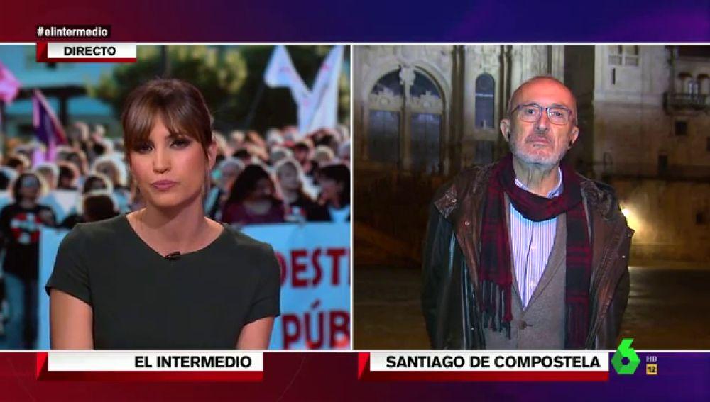 Entrevista a Manuel Martín, de SOS Sanidad Pública