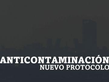 Las claves del nuevo protocolo anticontaminación de Madrid