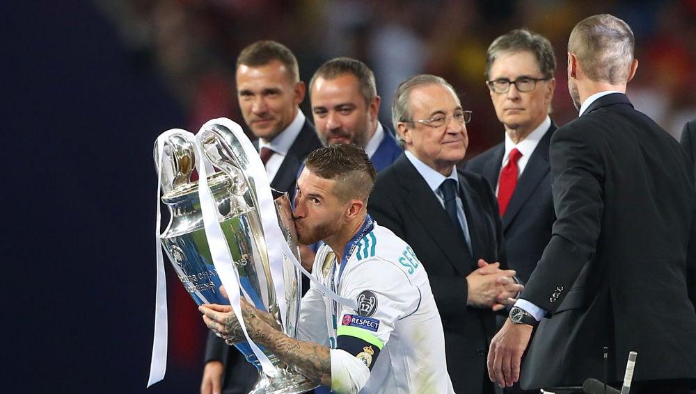 Pérez: Modric representa el talento y los valores del Madrid