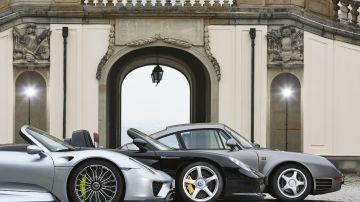 5 Porsche más rápidos de la historia