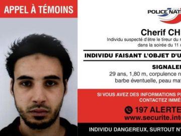 Cherif Chekatt, sospechoso del tiroteo de Estrasburgo