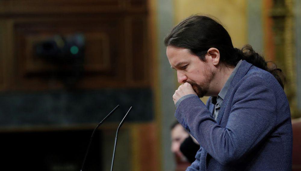 """Pablo Iglesias se disculpa con Mariló Montero: """"Siento vergüenza de haber hecho una broma machista imperdonable"""""""