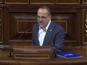 """Campuzano le pide a C's y PP que """"no traten (a los catalanes) como enemigos"""": """"Su posición es autoritaria, enlaza con lo peor del franquismo"""""""