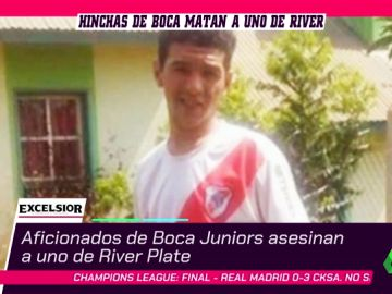 Dos radicales de Boca Juniors asesinan a un aficionado de River Plate mientras celebraba la victoria en la Copa Libertadores