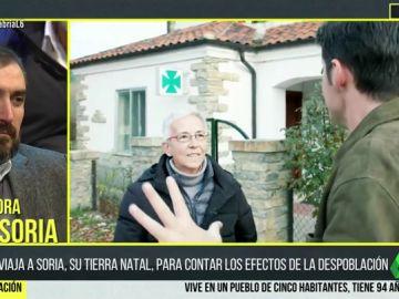 Jesús Cintora viaja a Soria
