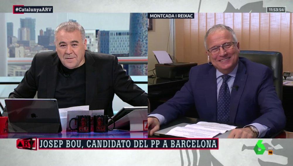 josep bou candidato del pp al ayuntamiento de barcelona montaré