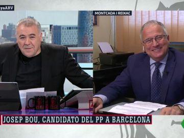 """Josep Bou, candidato del PP al Ayuntamiento de Barcelona: """"Voy a montar un equipo de independientes. Buscaré gente competente y luego preguntaré de qué partido son"""""""