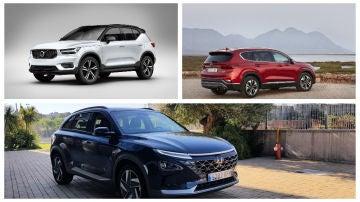 Hyundai y Volvo a la cabeza del ranking