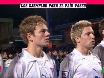 Los dos ejemplos más claros de selecciones que juegan al margen de la selección de su país