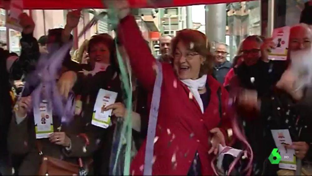 Una Administración de Valencia regala 50 décimos del Sorteo de Lotería de Navidad