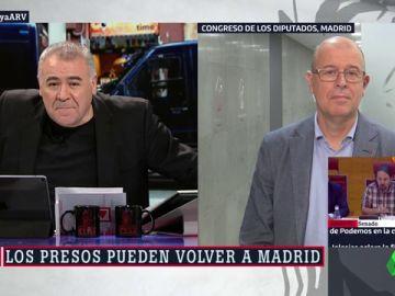"""José Zaragoza (PSC): """"Desde que hay un nuevo Gobierno en España el independentismo no se ha saltado la ley"""""""