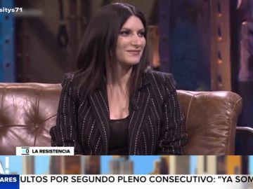 Laura Pausini en 'La resistencia'