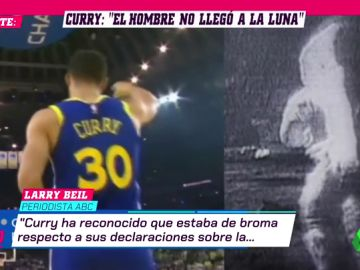 Curry pone en duda la llegada del hombre a la Luna y la NASA le responde
