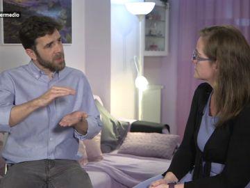 Gonzo entrevista a Esther García